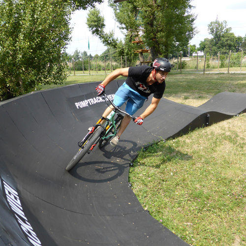 Pumptrack in Wien