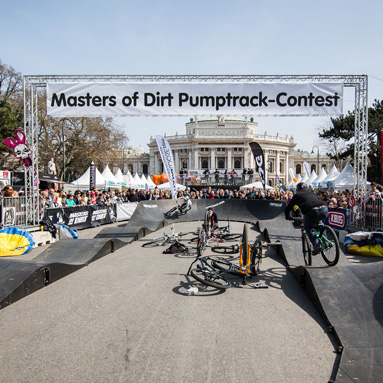 Pumptrack Wien